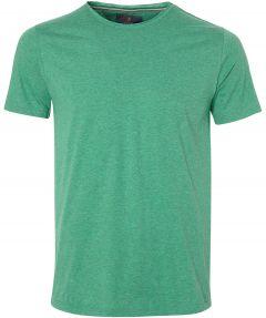 sale - Lion t-shirt - slim fit - groen