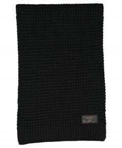 Superdry sjaal - zwart
