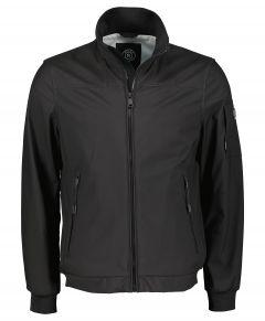 Reset jack - modern fit - zwart