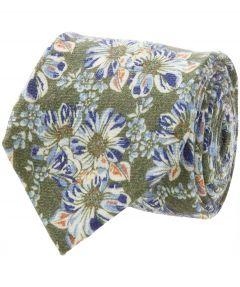 Jac Hensen stropdas - groen