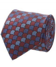 Jac Hensen stropdas - bordeaux