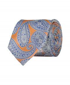 Jac Hensen stropdas - oranje