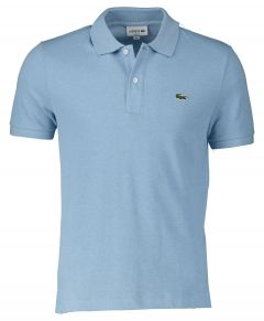 Lacoste polo - slim fit - blauw
