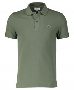 Lacoste polo - slim fit - groen