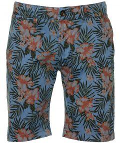 sale - Pepe Jeans short - regular fit - blauw