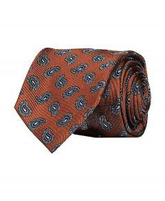 Jac Hensen stropdas - bruin