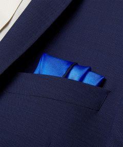 Pochet - middenblauw