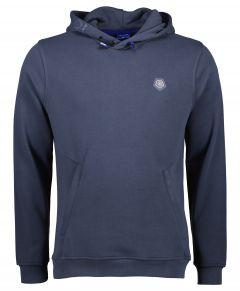 Qubz sweater - slim fit - blauw
