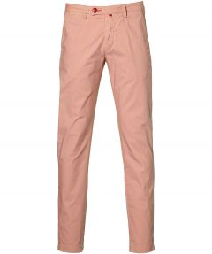 sale - Baronio chino - skinny fit - oranje