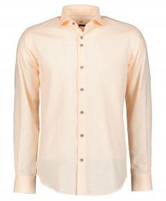 Gentiluomo overhemd - slim fit - oranje