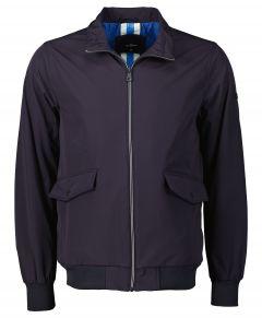 Jac Hensen jack - modern fit - blauw