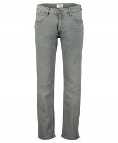 Wrangler jeans greensboro- modern fit  -grijs