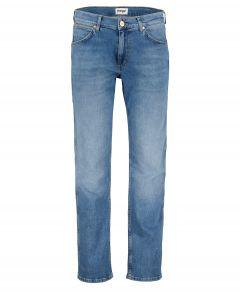 Wrangler jeans greensboro- modern fit - blauw