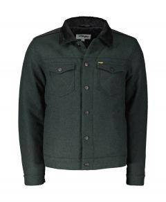 Wrangler jack - modern fit - groen