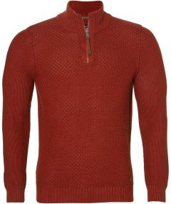 Lerros polo - regular fit - rood
