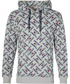 Tommy Jeans pullover - modern fit - grijs