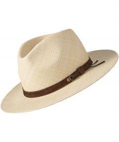 Genuine Panamahat stro - beige