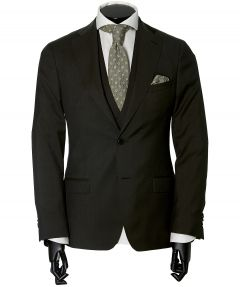 Studio Milano trouwkostuum - slim fit - groen