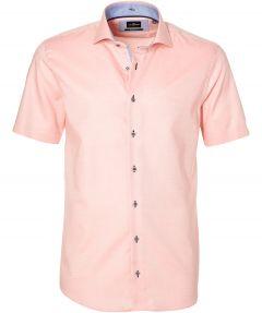 sale - Jac Hensen overhemd - modern fit - koraalrood