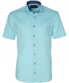 Jac Hensen overhemd - modern fit- turquoise