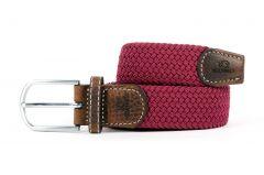 Billybelt elastische riem - rood