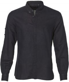 sale - Antony Morato overhemd - slim fit - bl