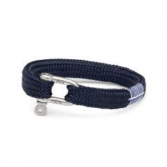 Pig & Hen armband - Sharp Simon - blauw