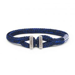 Pig & Hen armband - Icy Ike - blauw