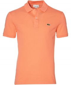 Lacoste Polo - Slimf Fit - Zalm