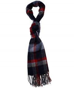 Michaelis shawl - rood