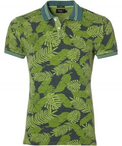 Pepe Jeans polo - slim fit - groen