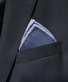 Michaelis pochet - blauw