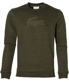 Lacoste pullover - slim fit - groen
