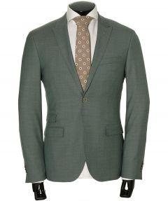 Nils kostuum - slim fit - groen