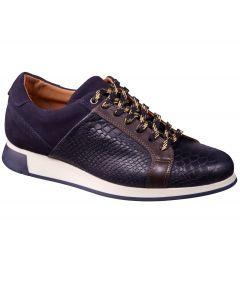 Jac Hensen sneaker - blauw