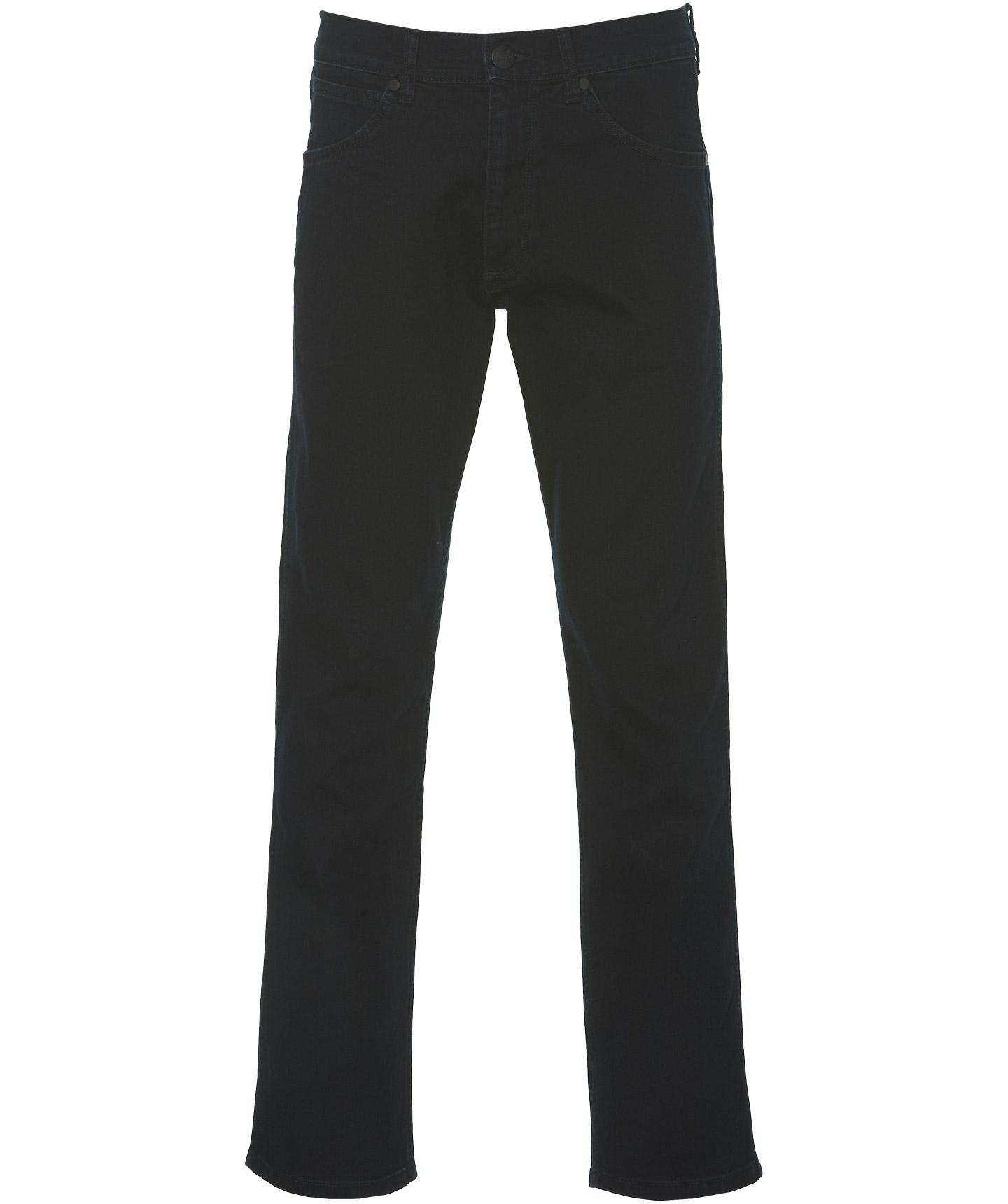 Wrangler Jeans Greensboro -modern Fit- Blauw