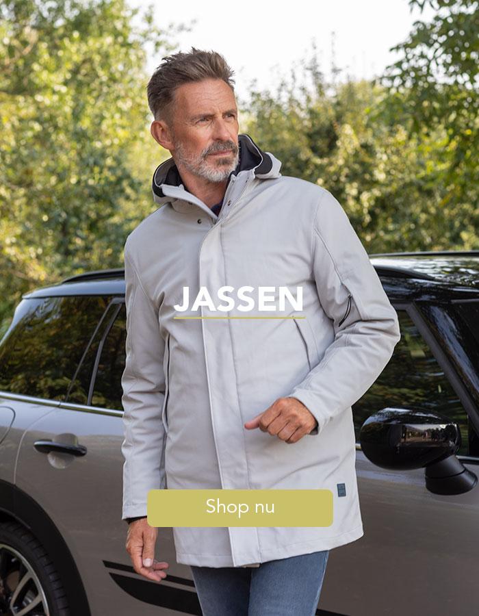 Heren jassen kopen
